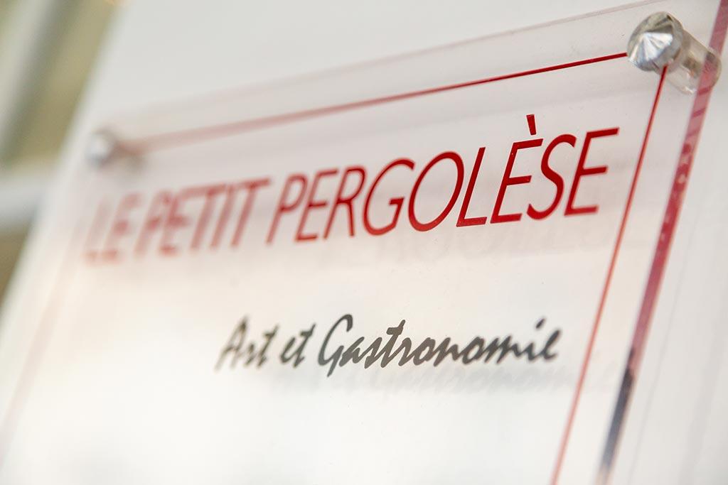 Restaurant à Paris 16 - Le petit Pergolèse